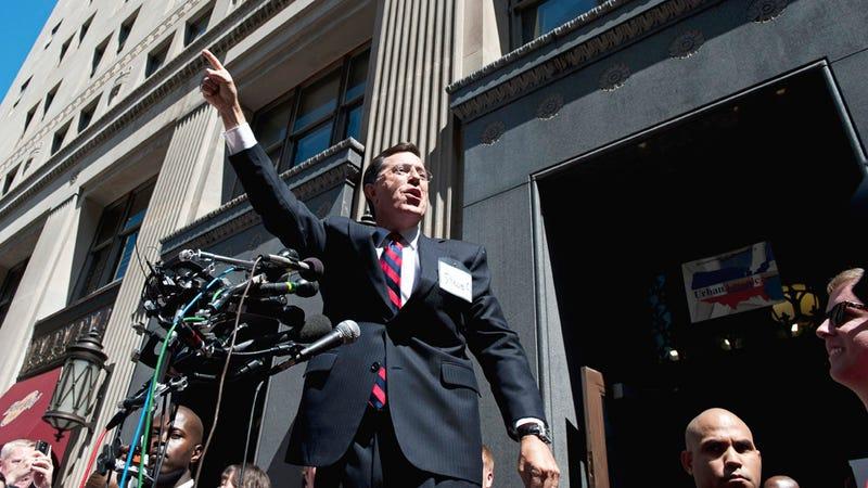 Serious FEC Ruling On Stephen Colbert's Campaign Finance Joke