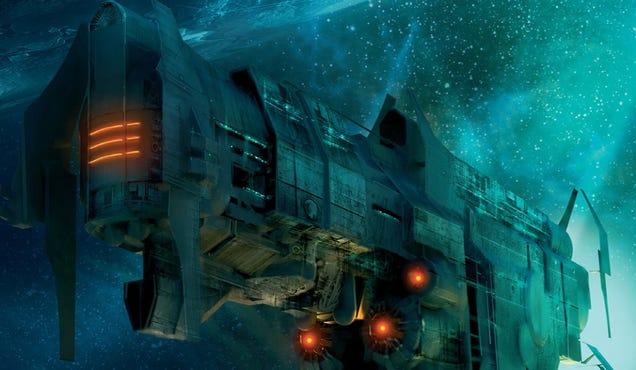 Sky-Mining is dangerous enough, but when a Deep Storm comes, it's suicide