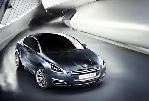 5 By Peugeot Concept