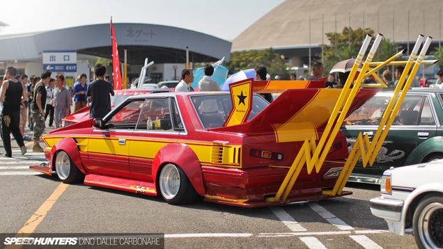 Heavily Modified Japanese Cars For Sale