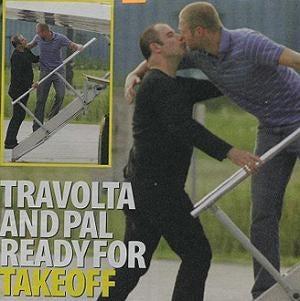 John Travolta's Allegedly Gay Penis: A History