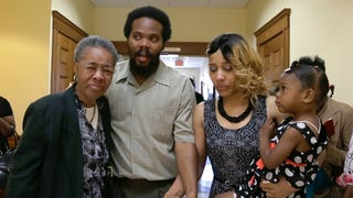 Man Sent to Prison 13 Years After Conviction Is Finally Free for Good
