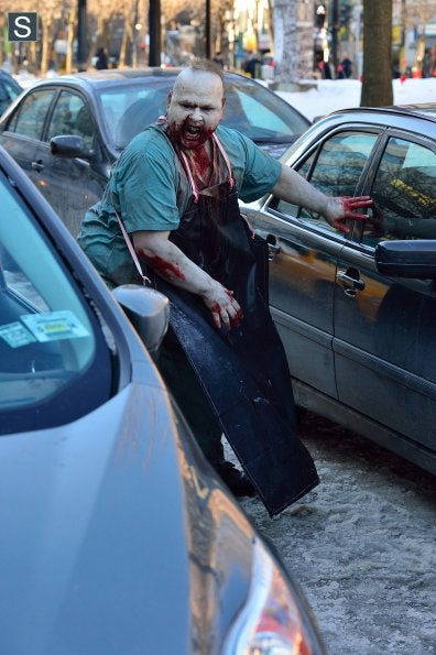The Strain's Vampire Apocalypse Hasn't Been Postponed, It's Just Slow