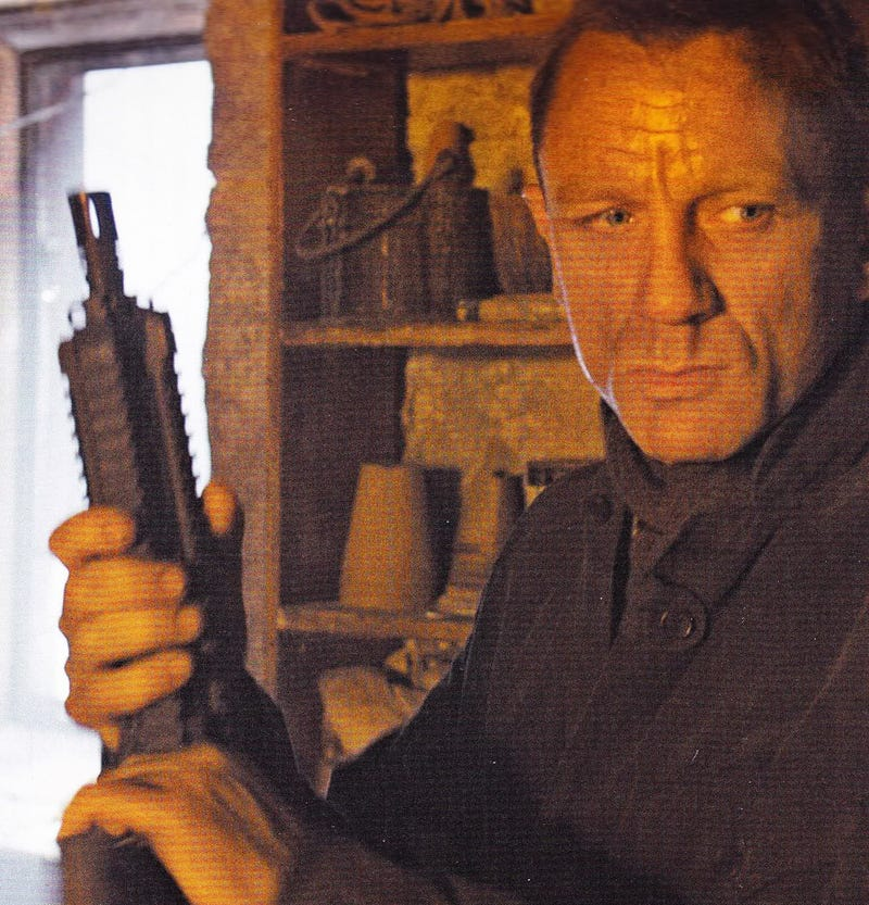 New Skyfall Photos from Empire Magazine