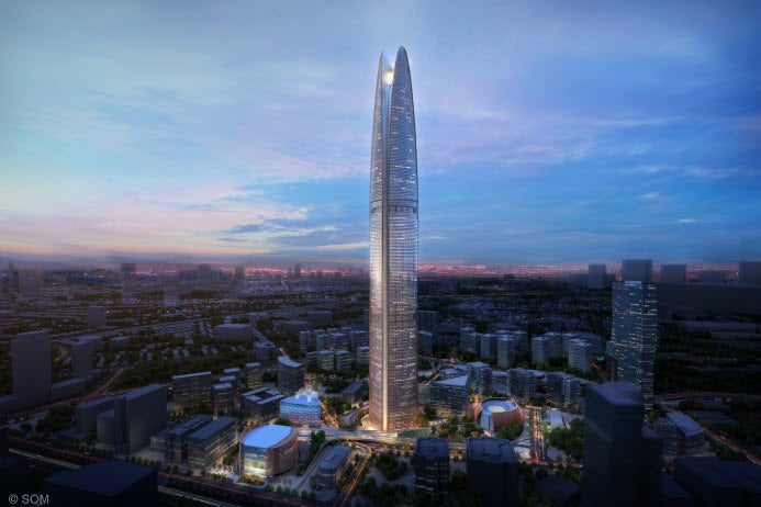 First skyscraper created to generate its own power will be done in 2020