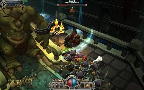 Runic's Next Big Fantasy: Getting Torchlight on XBLA