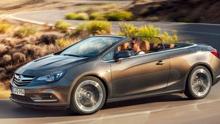 Opel Cascada Convertible Reportedly On Its Way To U.S. As A Buick