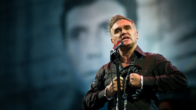 "Morrissey Thinks Lady Gaga Is ""Fraudulent"", Calls Madonna ""McDonna"""