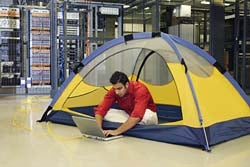 More and More Campgrounds Getting WiFi