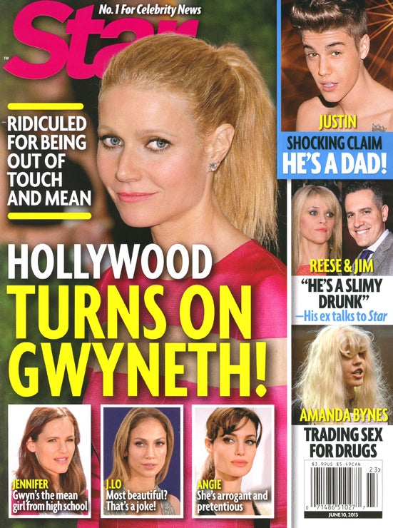 This Week in Tabloids: Justin Bieber's Infant Daughter Lives in Europe