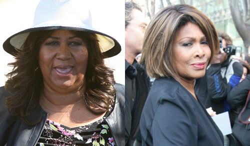 Aretha Franklin & Tina Turner Are In A Battle Royale