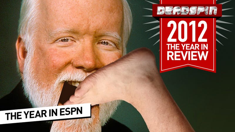 Rants, Stunts, And Snark: Looking Back At Deadspin's 2012