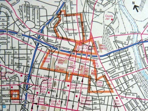 How To Read A Paper Map Like An Old-Timer