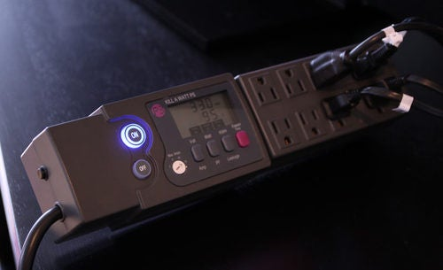 Kill-A-Watt Power Strip Review: Green Guilt Comes To Your Home Theater