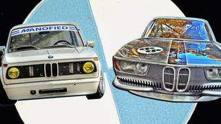 There Is No Wrong Answer In This Vintage BMW Racecar Faceoff