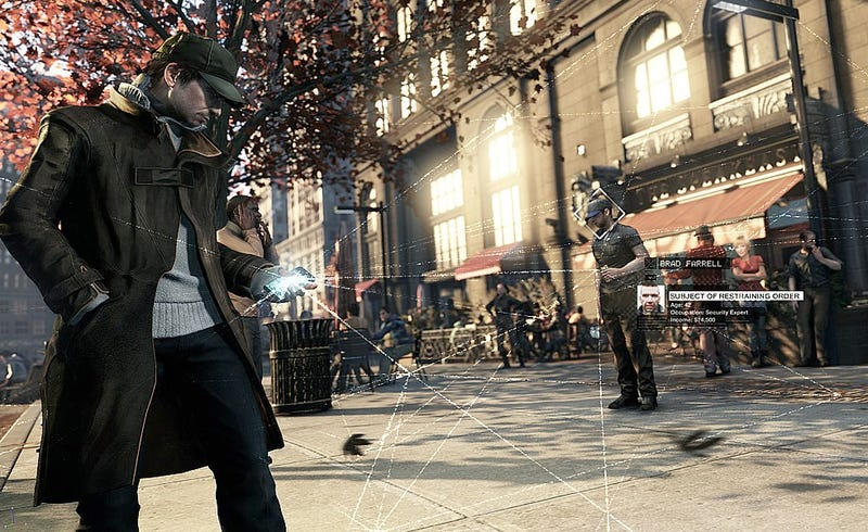 A Digital Shadow: Are we closer to Watch_Dogs' future than we thought?