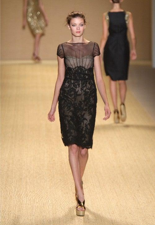 Fashion Show: Monique Lhuillier
