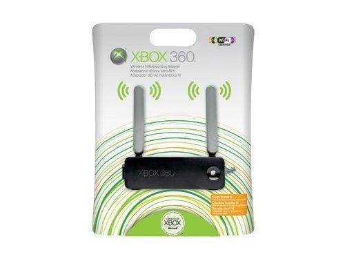 Microsoft Xbox 360 Wireless N Networking Adaptor Arrives for $100