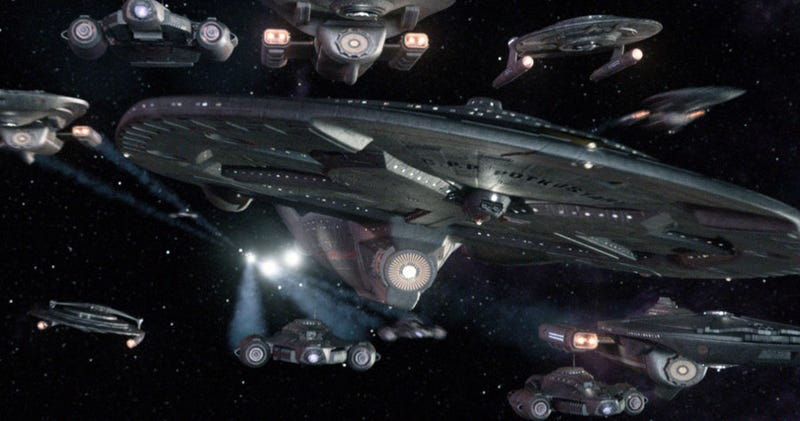 An Alternate History of World War II - Starring The Enterprise!