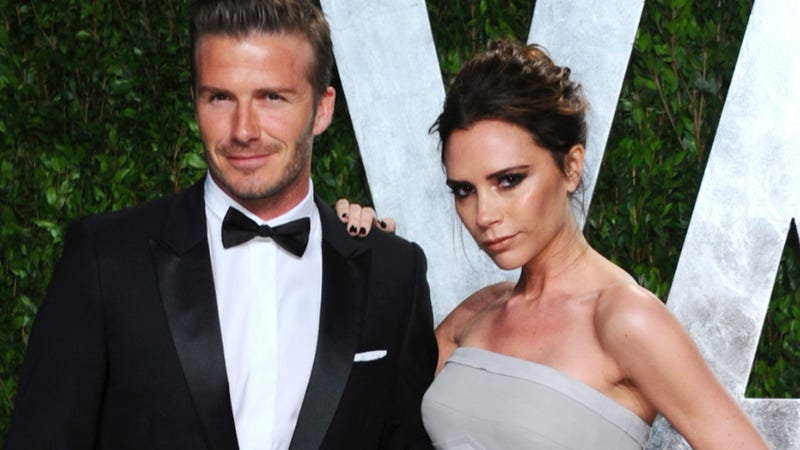 Now We All Know What David Beckham Is Getting Victoria For Christmas