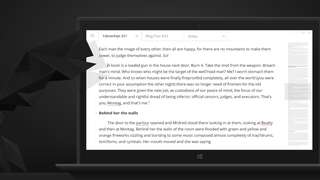 Write! for Windows Is a Stylish Instrument for Inspiration