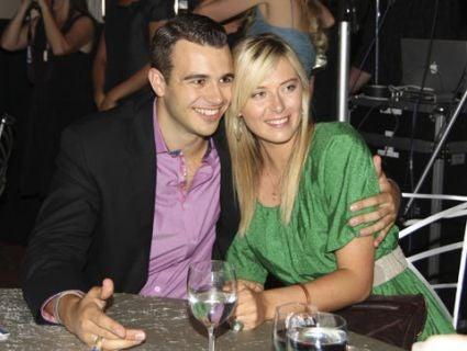 The Man Who Snagged Maria Sharapova