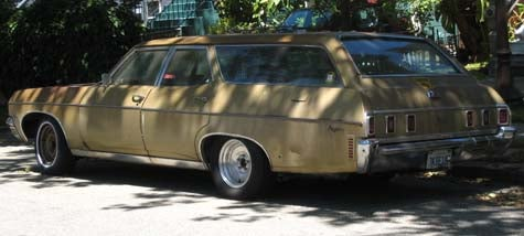 1970 Kingswood Estate Wagon, Now With Bonus Evil Wagon Poll!