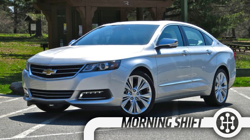Consumer Reports Says 2014 Chevy Impala Is Best Sedan They've Tested