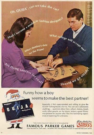 The Ouija Board Movie's Plot Sounds As Boring As Ouija Board Game