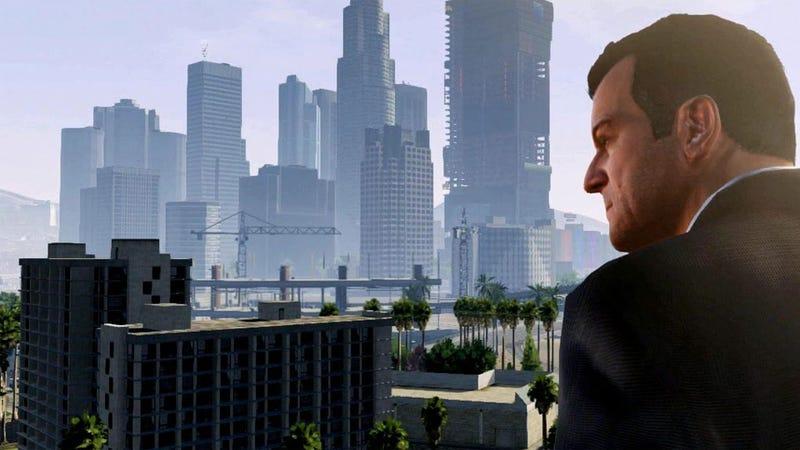Mafia II Developers Working on Grand Theft Auto V?