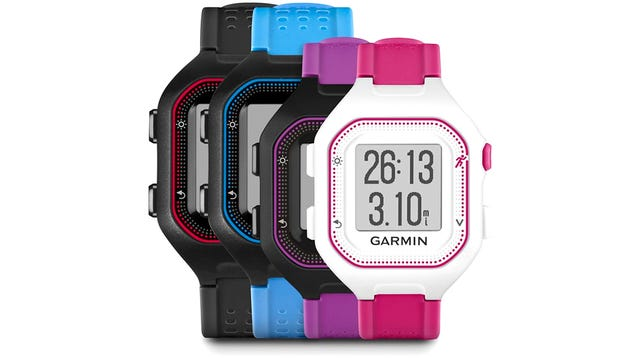 Garmin's New GPS Watch Looks Like a Classic Digital Casio