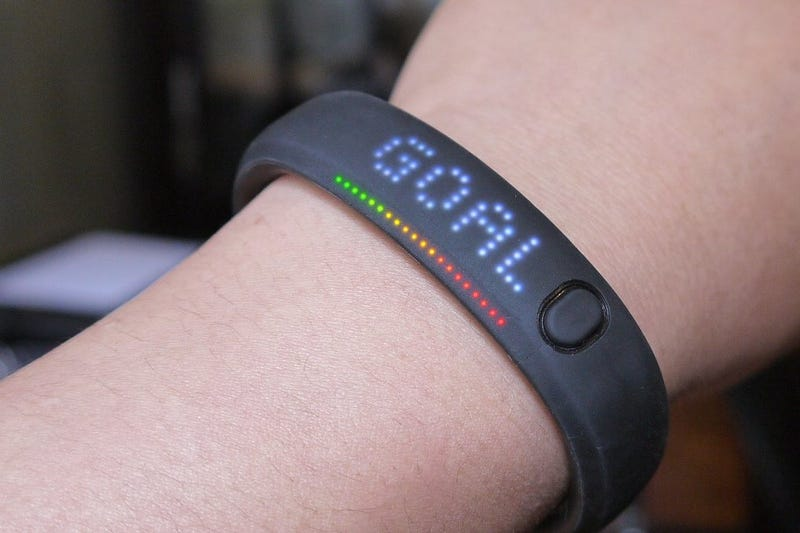 Your Fuelband Knows When You're Having Sex