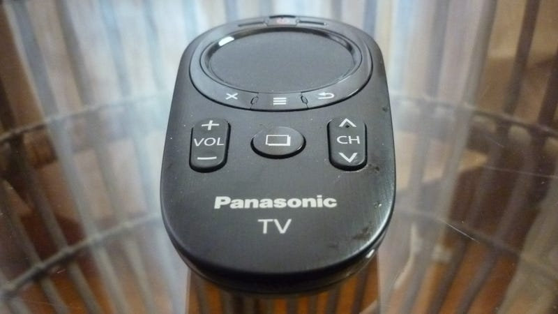 Panasonic VT50 Lightning Review Gallery