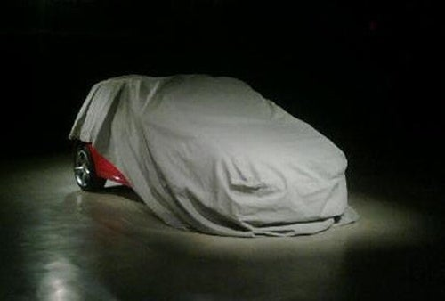 The New Chevy Aveo Will Surprise You When The Tarp Comes Off