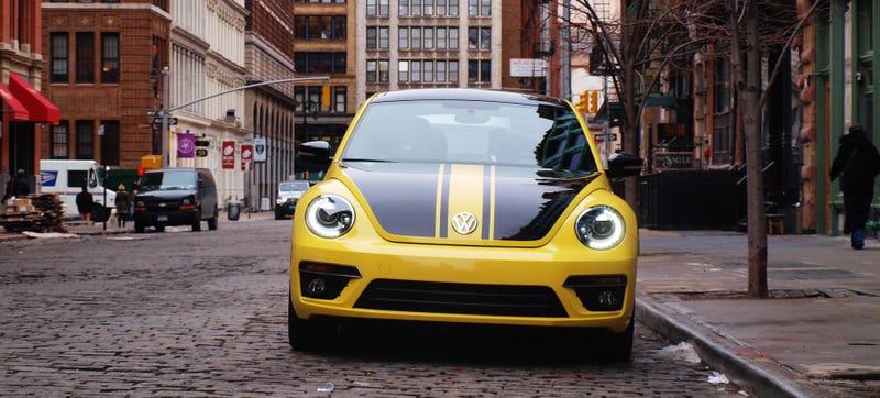 The Volkswagen Beetle GSR Is A Surprising Head Turner