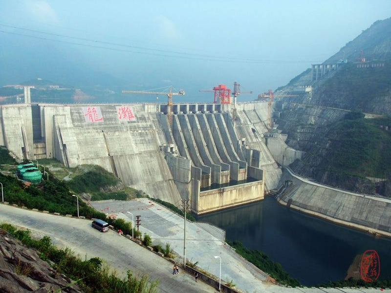 The Biggest Hydroelectric Power Stations Ever Built