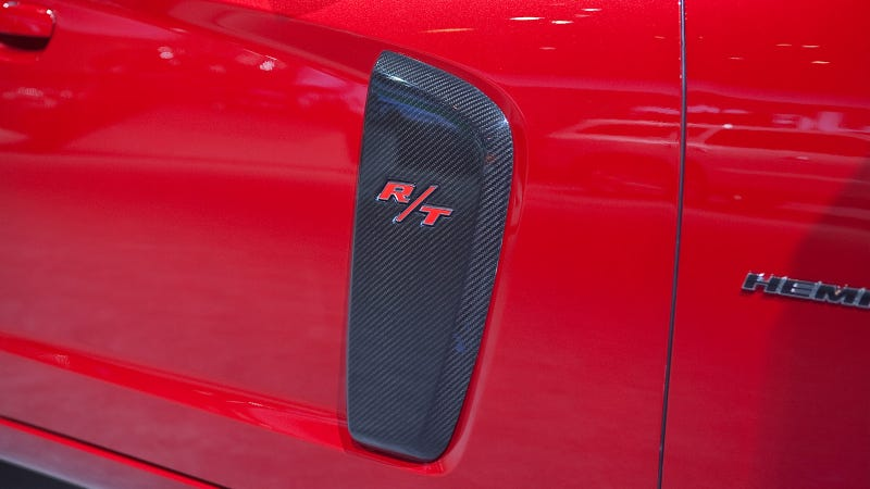 Dodge Charger Redline 426: Live Photos