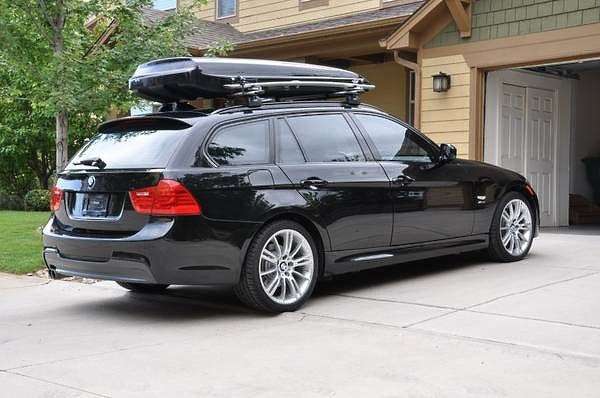 2011 BMW 328i Wagon M-Sport: The Unicorn