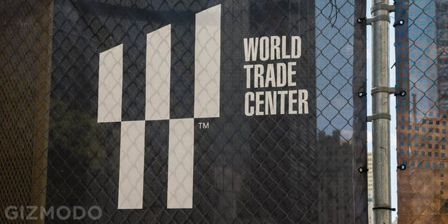 World Trade Center's $3.57 Million Logo Has an Impossible Job