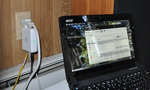 Stream Audio to Your Airport Express Speakers in Linux