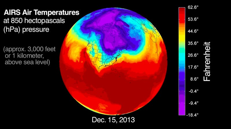 This polar vortex graphic is the most upsetting map of the winter