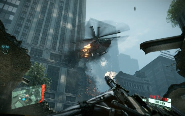 Is Crysis 2 the Machine Killer Its Daddy Was?