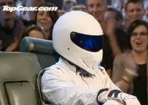 Top Gear Defends Its Right To The Stig's Privacy