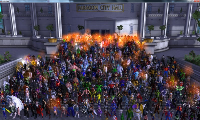 City of Heroes Takes Its Case to City Hall [Update]