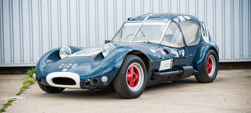 Sir Jackie Stewart's First Race Car Was Cooler Than Yours