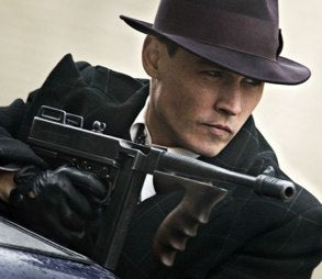 Early 'Public Enemies' Reviews Hint Johnny Depp Might Be Proficient Actor