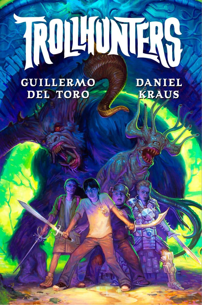 Book Cover Series Y Novelas : Eternamente en tiniebla reseña trollhunters