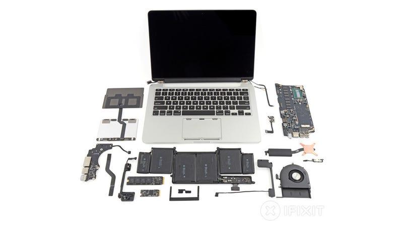 13- and 15-Inch MacBook Pro Teardown: Wild Guts, Pray They Never Fail