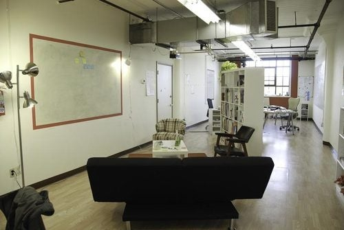 The Office of 38one Gallery