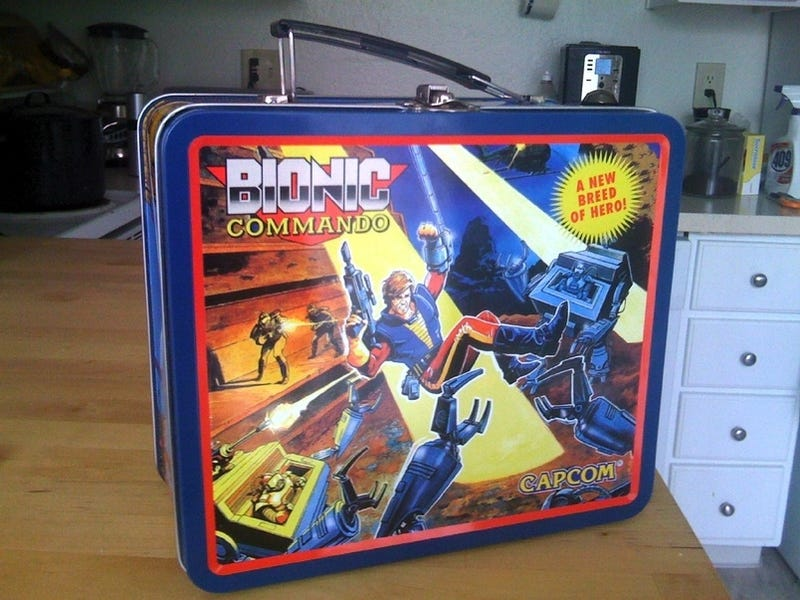 I'll Talk About the Lunchbox I Met When I Was Young ...